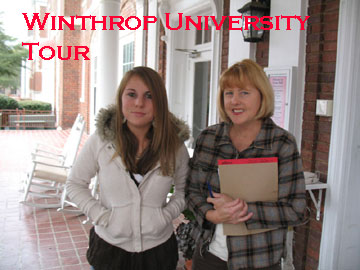 College Tour - Winthrop University